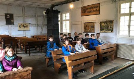 Ausflug in den Mühlenhof